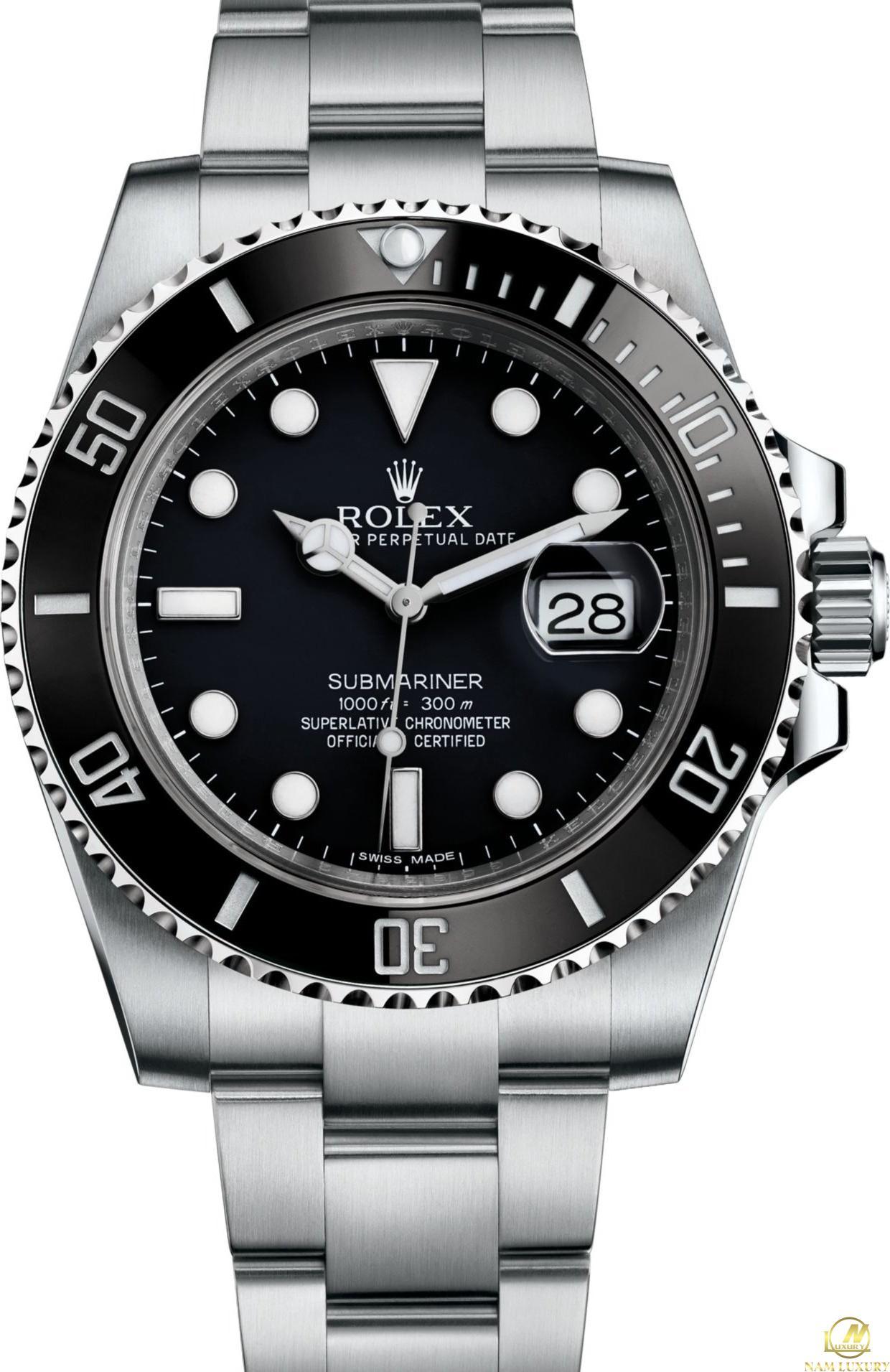 Đồng hồ ROLEX SUBMARINER 116610ln-0001 WATCH 40
